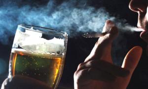 Anti-smoking drug