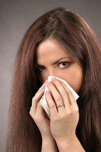 Avoid indoor allergies