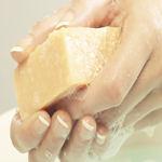 germicidal soap
