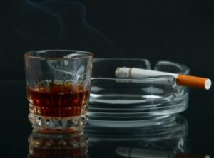 Alcoholics Die Earlier Than Smokers