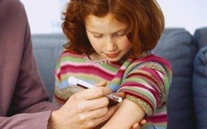 Diabetes Among Children and Teens