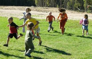 Active Kids Less Likely To Have Fractures