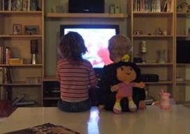 TV Linked To Risk of Anitsocial Behavior