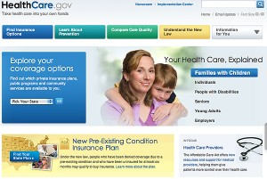state health insurance exchanges and HealthCare.gov